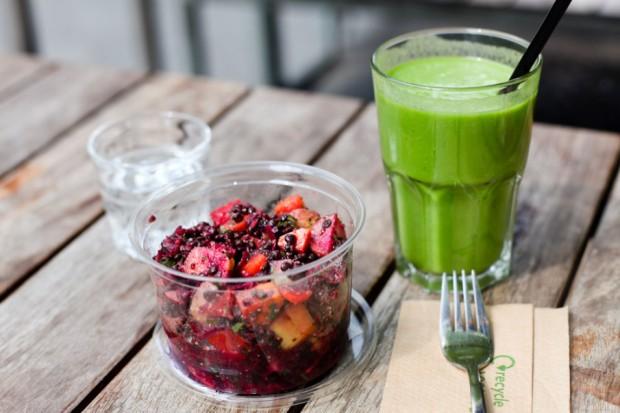 Mix de frutas: el mejor snack saludable